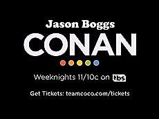 JASON BOGGS - CONAN REEL - COMEDY