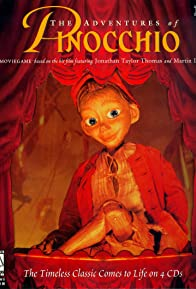 Primary photo for The Adventures of Pinocchio