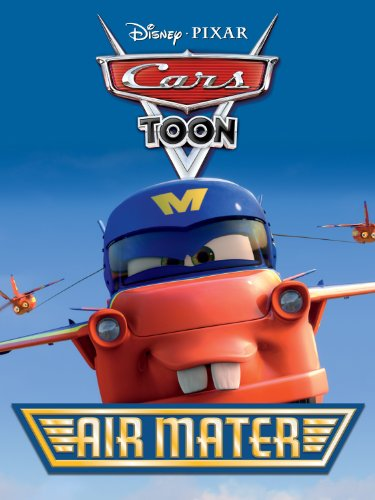 """دانلود زیرنویس فارسی فیلم """"Mater's Tall Tales"""" Air Mater"""