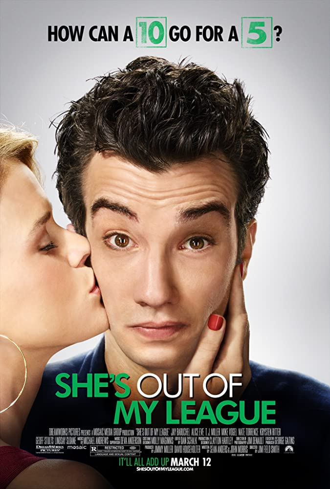 She's Out of My League (2010) Unrated Dual Audio Hindi 300MB BluRay 480p x264