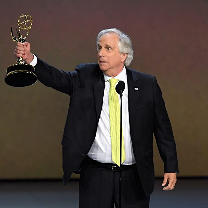 Henry Winkler at an event for The 70th Primetime Emmy Awards (2018)