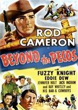 Lambert Hillyer Beyond the Pecos Movie