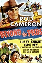 Beyond the Pecos Poster