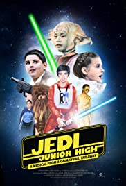 Jedi Junior High Poster