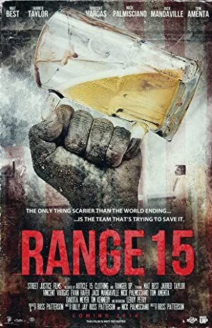 Range 15 Pelicula Poster