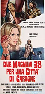Movie websites list to watch free Due Magnum .38 per una città di carogne  [UltraHD] [h.264] (1975) by Mario Pinzauti