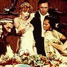 Ernest Borgnine, Gene Hackman, Stella Stevens, and Frieda Rentie in The Poseidon Adventure (1972)