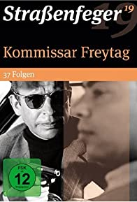 Primary photo for Kommissar Freytag