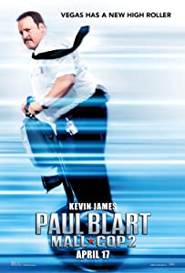 Watch full action movie Paul Blart: Mall Cop 2 [iPad]