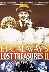Primary photo for Broadway's Lost Treasures II