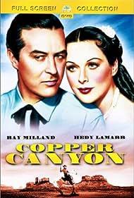 Copper Canyon (1950) Poster - Movie Forum, Cast, Reviews