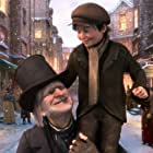 Jim Carrey and Gary Oldman in A Christmas Carol (2009)