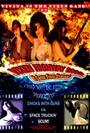 Vixen Highway 2006: It Came from Uranus! Poster
