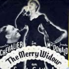 Maurice Chevalier and Jeanette MacDonald in The Merry Widow (1934)