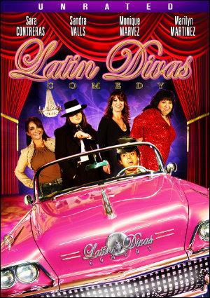 Where to stream The Latin Divas of Comedy