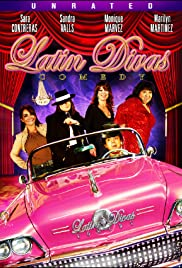 The Latin Divas of Comedy Poster