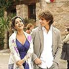 Inma Cuesta and Martiño Rivas in Tres bodas de más (2013)