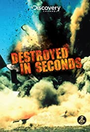 Destroyed in Seconds Poster