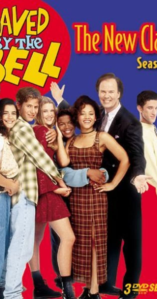 Saved By The Bell The New Class Tv Series 19932000 Full Cast