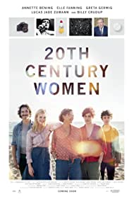 Annette Bening, Billy Crudup, Elle Fanning, Greta Gerwig, and Lucas Jade Zumann in 20th Century Women (2016)