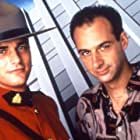 Paul Gross and David Marciano in Due South (1994)