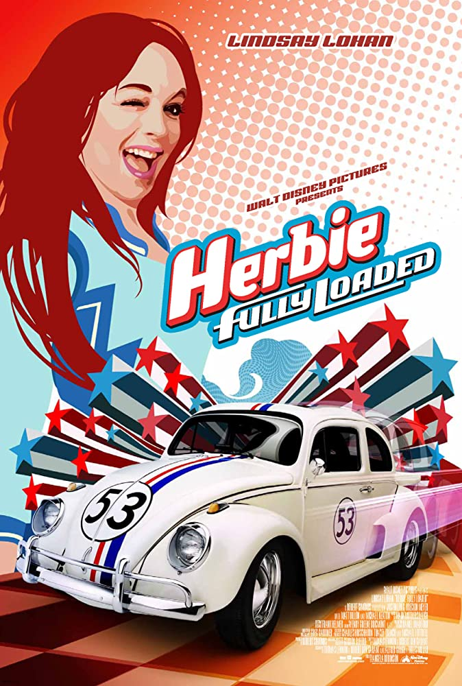 Herbie Fully Loaded 2005 Dual Audio 350MB BluRay Hindi ESubs Download