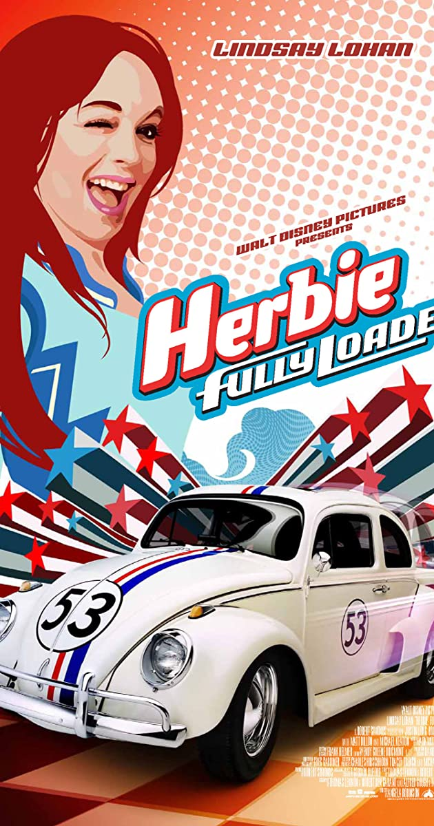 Subtitle of Herbie Fully Loaded