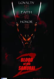 Blood of the Samurai 2 Poster