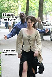 12 Ways to Say I'm Sorry Poster