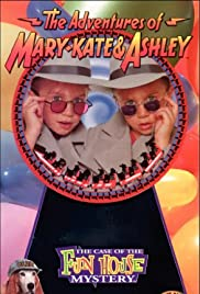 The Adventures of Mary-Kate & Ashley: The Case of the Fun House Mystery Poster