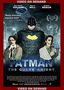 Watch latest movie trailers free Fatman: The Quark Knight [hd1080p]