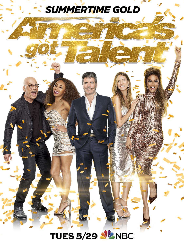 America's Got Talent Season 13 COMPLETE WEBRip 480p & 720p