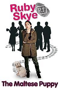 Ruby Skye P.I.: The Maltese Puppy by