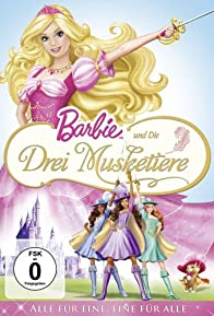 Primary photo for Barbie and the Three Musketeers