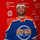 Kevin Smith at an event for Misery Loves Comedy (2015)