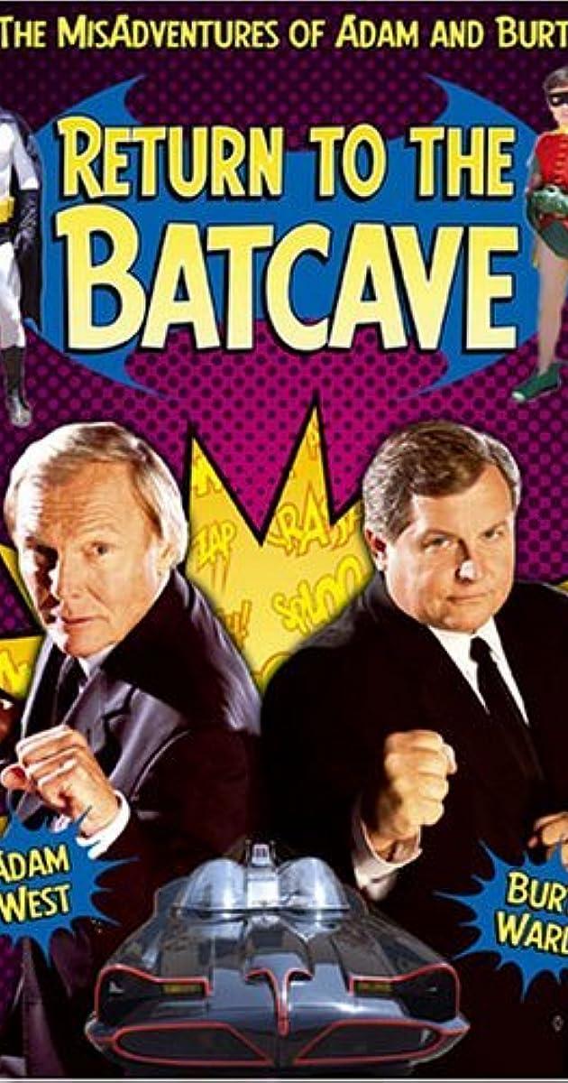 Subtitle of Return to the Batcave: The Misadventures of Adam and Burt