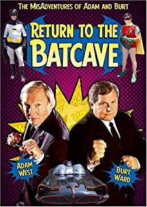 Return to the Batcave: The Misadventures of Adam and Burt USA