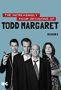 Primary photo for The Increasingly Poor Decisions of Todd Margaret