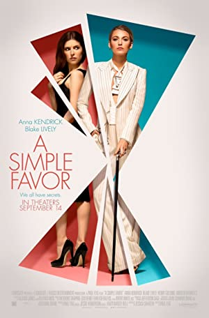 A Simple Favor full movie streaming