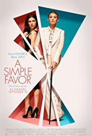 A Simple Favour Poster