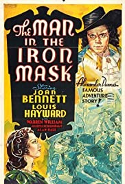 The Man in the Iron Mask (1939) Poster - Movie Forum, Cast, Reviews