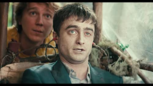 Directors Daniel Scheinert and Dan Kwan provide IMDb exclusive commentary for their latest movie, 'Swiss Army Man.'