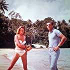 Sean Connery and Ursula Andress in Dr. No (1962)