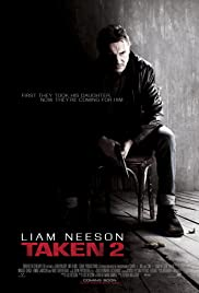 Taken 2 (2012) Poster - Movie Forum, Cast, Reviews