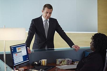 hitting on receptionist