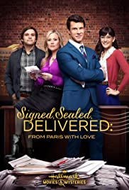 Signed, Sealed, Delivered: From Paris with Love (2015) 720p