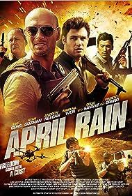 Luke Goss and Ryan Guzman in April Rain (2014)