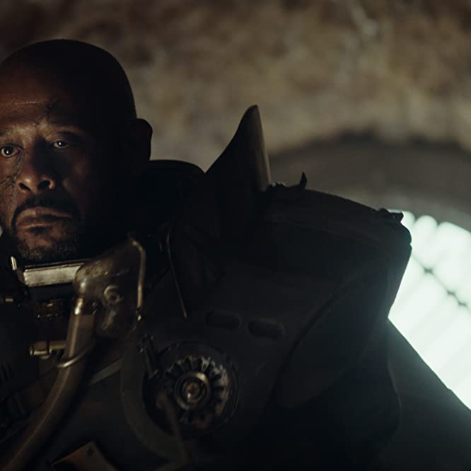 Forest Whitaker in Rogue One: A Star Wars Story (2016)