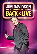 Jim Davidson: No Further Action - Back & Live