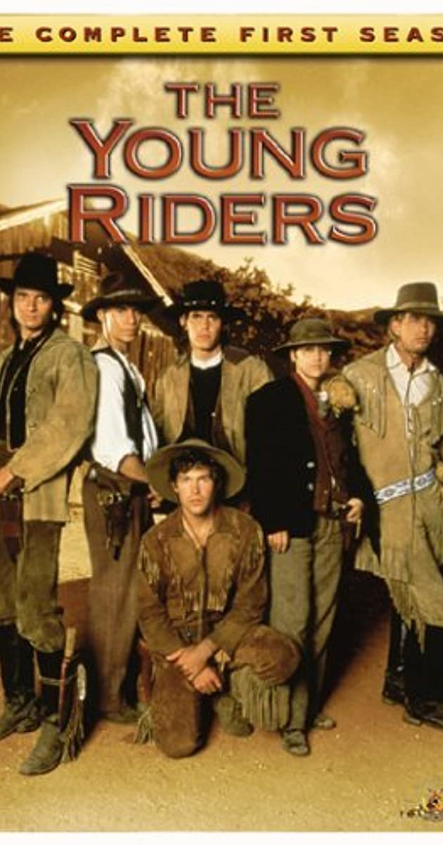 The Young Riders Tv Series 19891992 Imdb